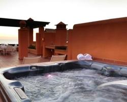 habitaciones con piscina privada en andalucia
