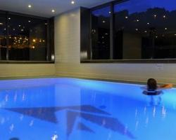 hoteles con piscina cubierta privada en andorra la vella