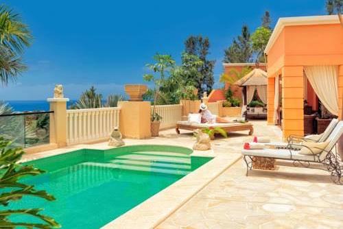 Suites y habitaciones con piscina o jacuzzi privado for Hoteles en valencia con piscina