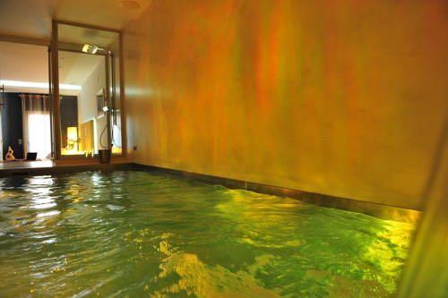 Hoteles Apartamentos Y Villas Con Piscina Privada - Habitaciones-con-piscina-dentro